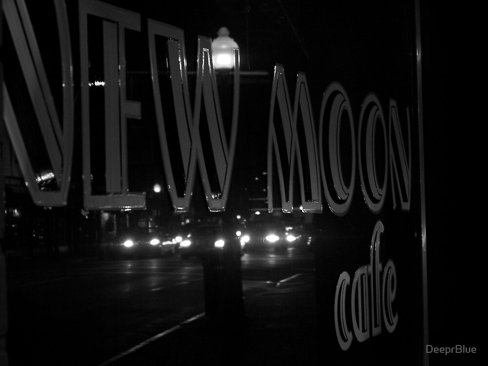 """""""New Moon Cafe"""" by DeeprBlue"""