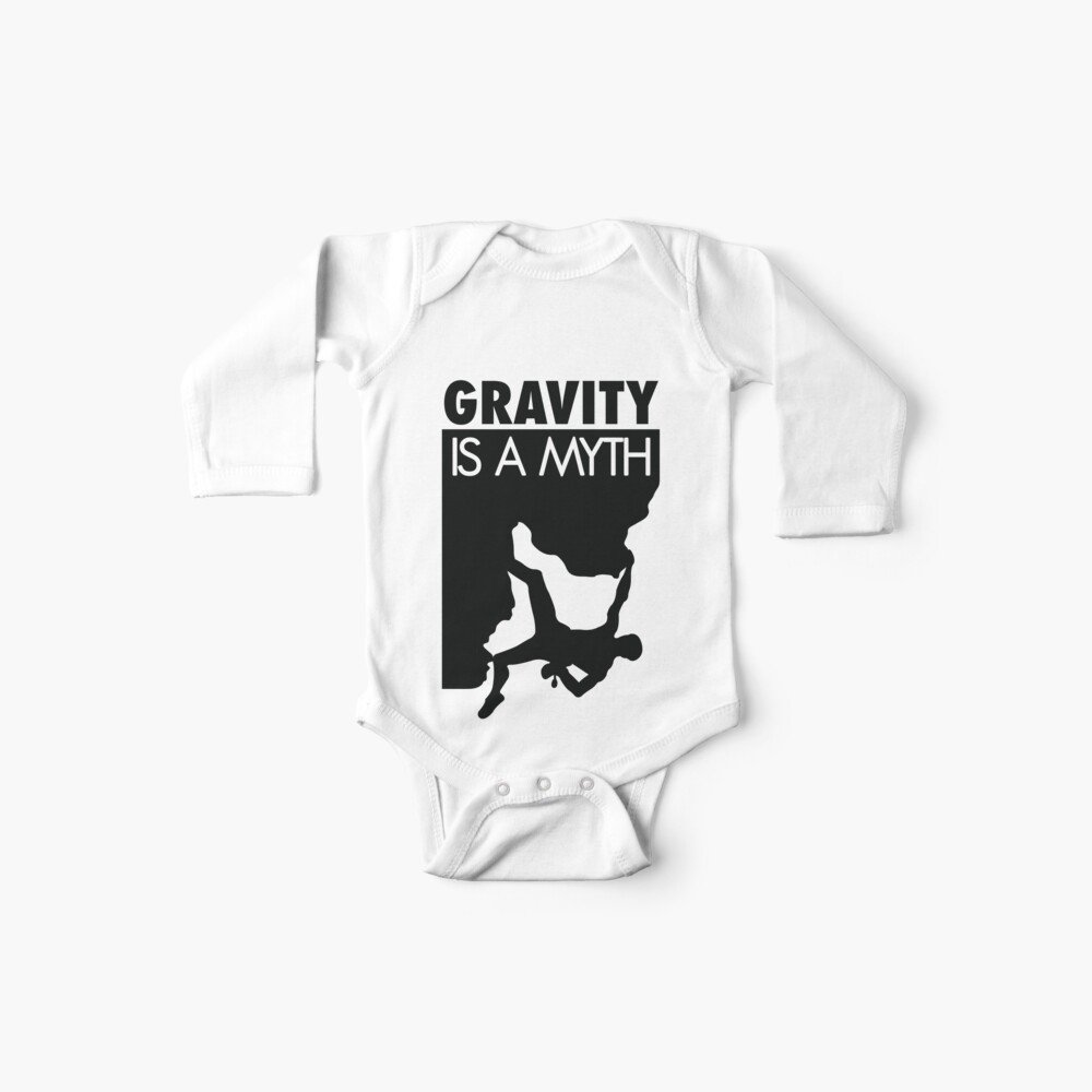 Gravity is a myth Baby Bodys