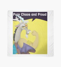 Pure Chaos and Proud Scarf