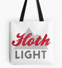 Hoth Light Beer Tote Bag