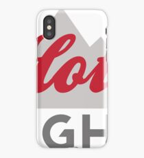 Hoth Light Beer iPhone Case