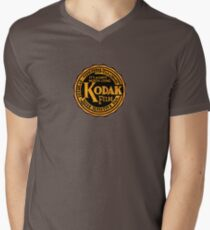 Kodak Men's V-Neck T-Shirt