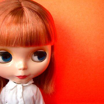 Orange Crush by ThePaperDoll