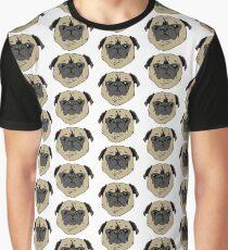 Pug Graphic T-Shirt