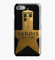 TARDIS - It's Bigger on the Inside iPhone Case/Skin