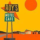 ROY'S CAFE by JazzberryBlue