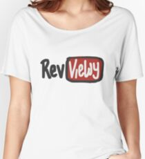 Reviewy On YouTube Women's Relaxed Fit T-Shirt