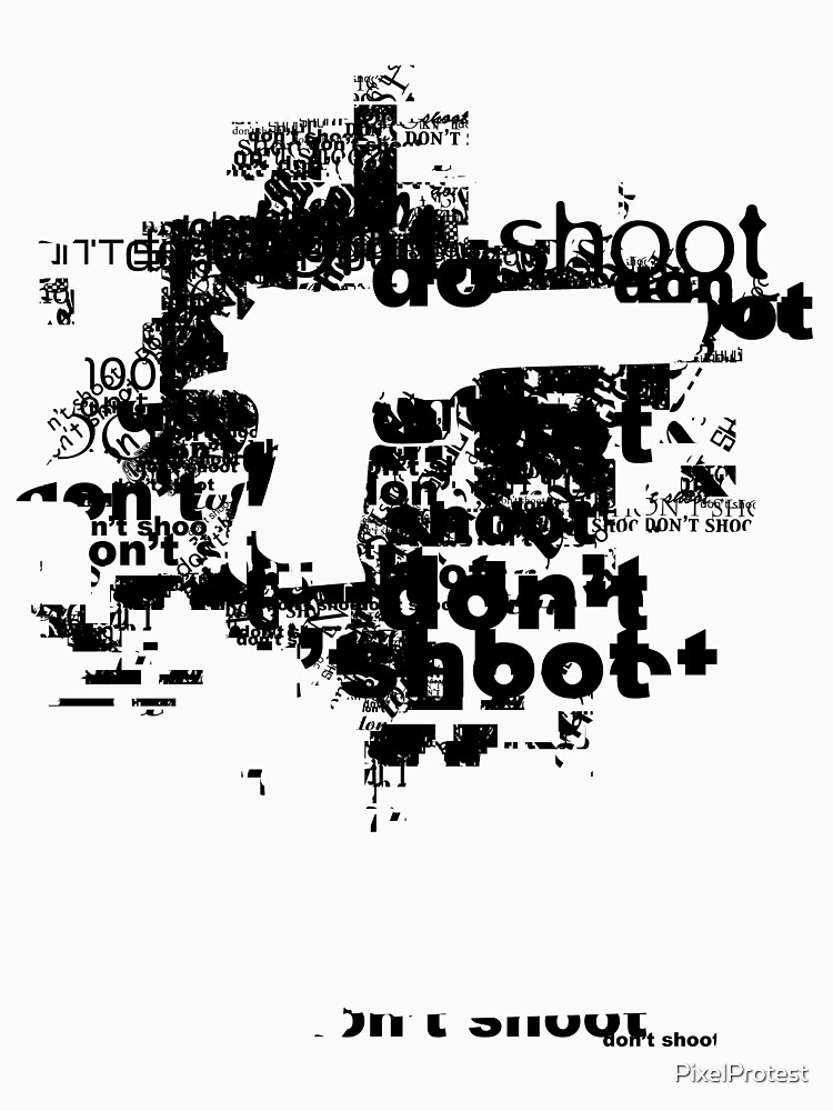 don't shoot v02 by PixelProtest