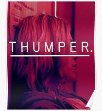 Eliza's Thumper Poster