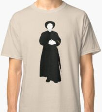 Great Detectives - Father Brown Classic T-Shirt