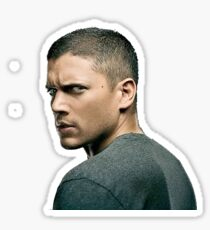 Michael Scofield Sticker