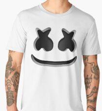 Marshmello - Helmet  Men's Premium T-Shirt