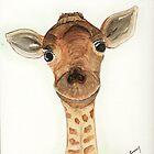 Silly Giraffe by Anne Gitto