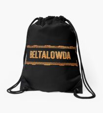 The Expanse Beltalowda Tattoo  Drawstring Bag