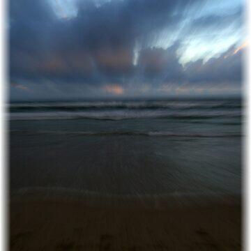 Gold Coast Beach on Speed by Lisa1969
