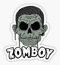Zomboy Sticker