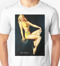 Marilyn Monroe Pin Up Unisex T-Shirt