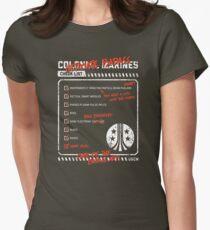 Colonial Marine Checklist T-Shirt
