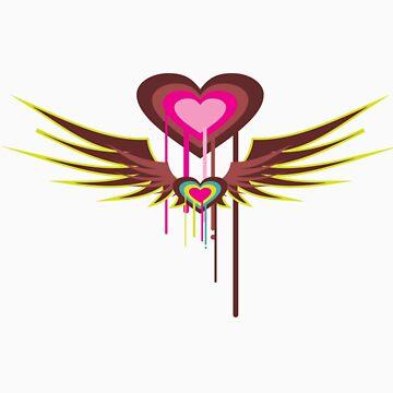 Heart Wings by haruka