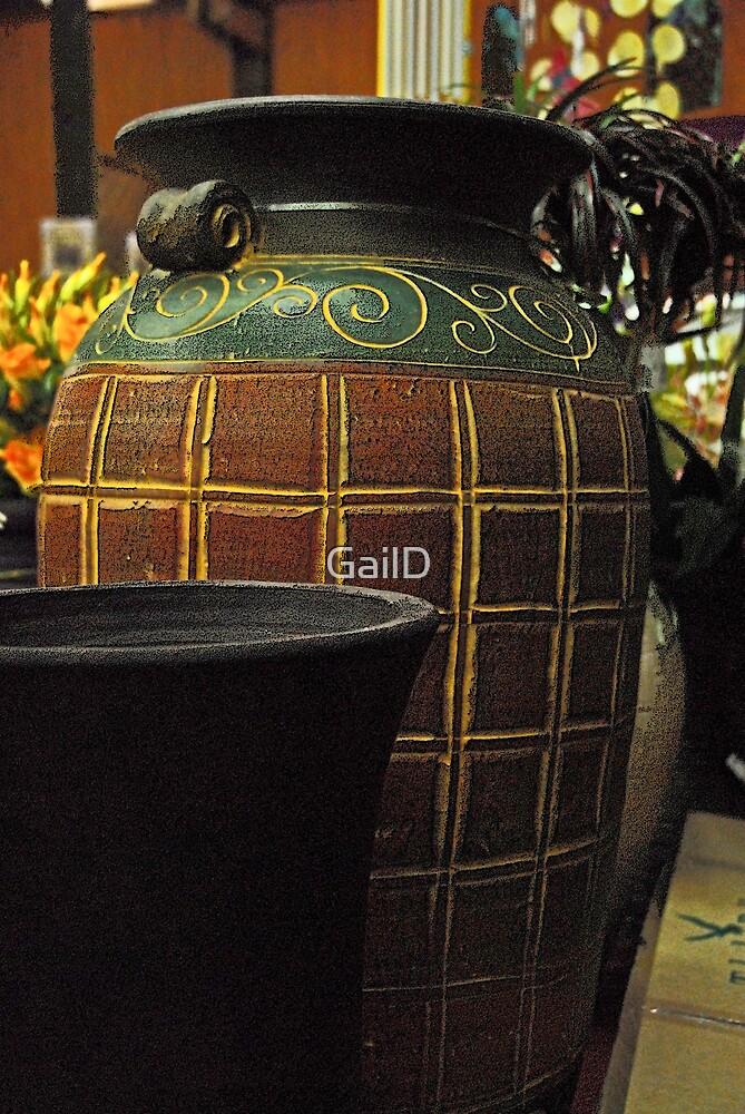 Swanes Vase by GailD