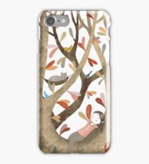 In The Tree No 2 iPhone Case/Skin