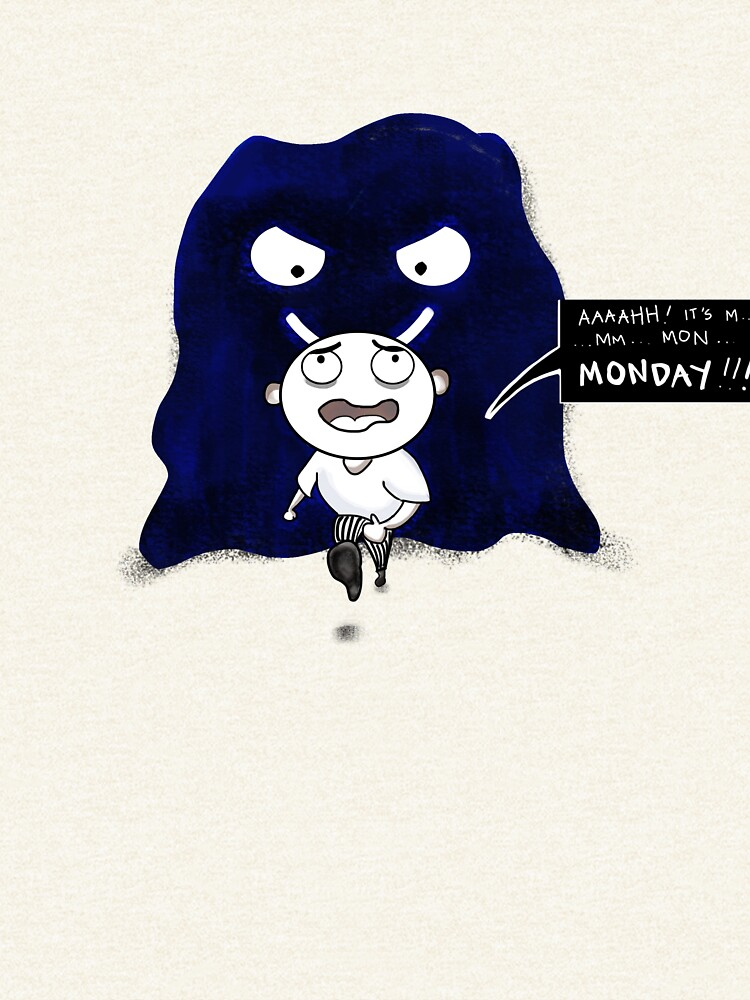 M is For Monster Monday by twobees