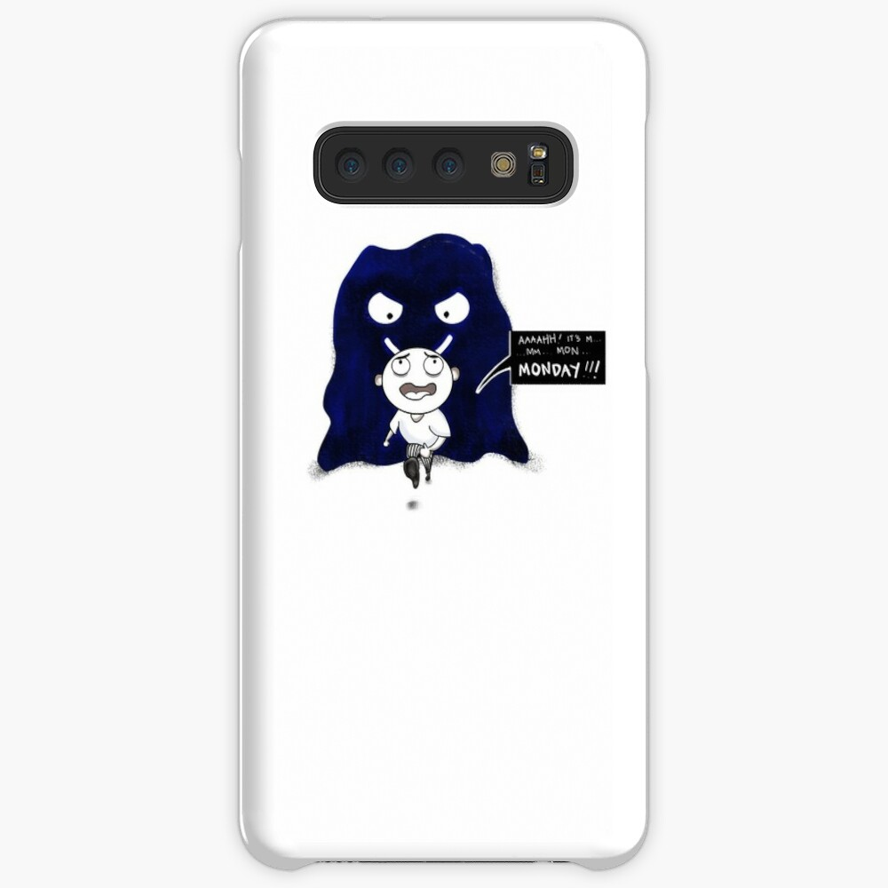 M is For Monster Monday Case & Skin for Samsung Galaxy