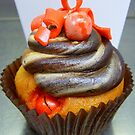 Jaffa Cupcake - By Haydene NZ by AndreaEL