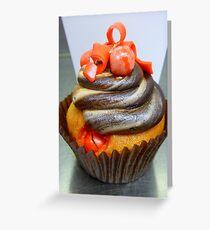 Jaffa Cupcake - By Haydene NZ Greeting Card