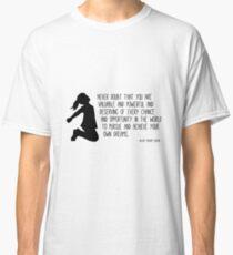 Never Doubt Classic T-Shirt