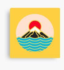 Fuji Leinwanddruck