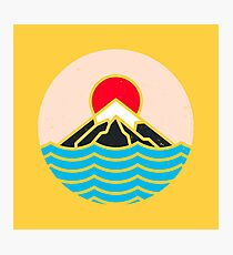 Lámina fotográfica Fuji