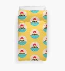 Fuji Duvet Cover