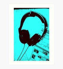 Music For Your Senses Art Print