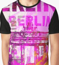 Berlin coolest capital of the world Graphic T-Shirt