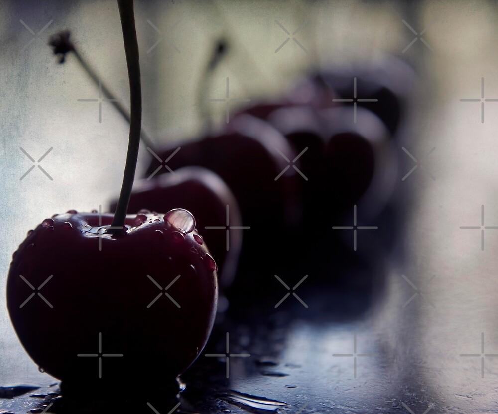 cherries by Ingrid Beddoes