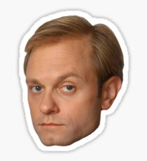David Hyde Pierce Sticker