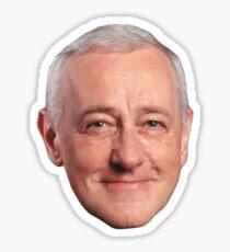 John Mahoney Sticker