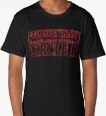 Strange Things are Afoot at the Circle K Long T-Shirt
