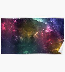 Cloud Nebula Poster