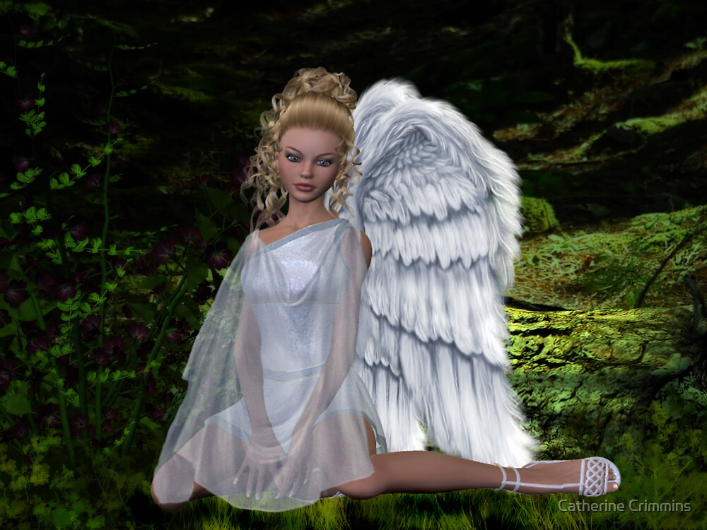 Sweet Angel by Catherine Crimmins