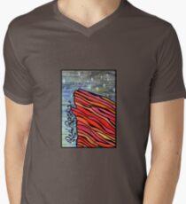 Red Rocks  V-Neck T-Shirt