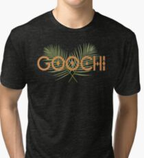 Goochi Summer Purple Tri-blend T-Shirt