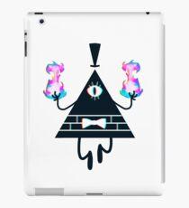 Bill Cipher White Version iPad Case/Skin
