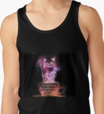Cheshire Cat  Tank Top