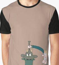 Illusionist Fail Graphic T-Shirt
