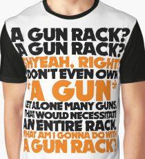 Wayne's World - A Gun Rack? Graphic T-Shirt
