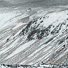 Grindavik Landscape in Iceland by Sue Robinson
