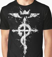 Fullmetal Alchemist  Graphic T-Shirt