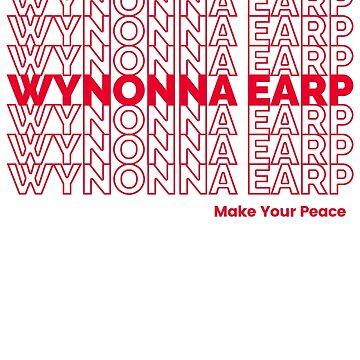 Wynonna Earp by celerywoulise